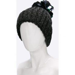 Tally Weijl - Czapka. Niebieskie czapki zimowe damskie marki WED'ZE, z materiału. W wyprzedaży za 34,90 zł.
