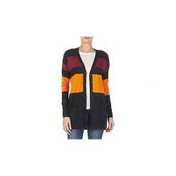 Swetry rozpinane / Kardigany Benetton  QUIROL. Czarne kardigany damskie marki Benetton, s. Za 143,20 zł.