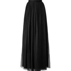 Długie spódnice: Needle & Thread DOTTED MAXI SKIRT Długa spódnica graphite