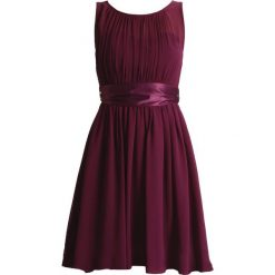 Sukienki hiszpanki: Dorothy Perkins Petite BETH PROM DRESS Sukienka koktajlowa black current