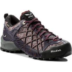 Trekkingi SALEWA - Wildfire Gtx GORE-TEX 63488-0917 Black/Purple 0917. Fioletowe buty trekkingowe damskie Salewa. W wyprzedaży za 599,00 zł.
