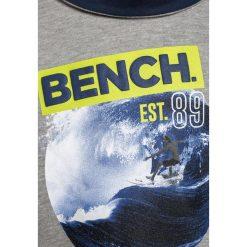 Bench GRAPHIC FUNNEL  Bluza grey marl. Szare bluzy chłopięce marki Bench, z bawełny, z kapturem. W wyprzedaży za 152,10 zł.