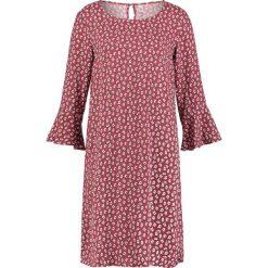 Sukienki hiszpanki: Soyaconcept Sukienka letnia deep red combi