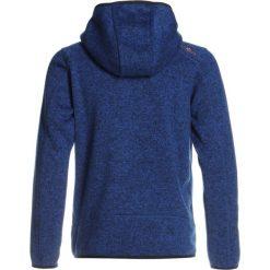 CMP BOY JACKET FIX HOOD Kurtka z polaru zaffiro/antracite. Niebieskie kurtki chłopięce przeciwdeszczowe CMP, z materiału. Za 149,00 zł.