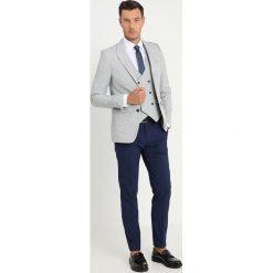 Burton Menswear London NEUT CHECK Marynarka garniturowa grey. Szare marynarki męskie Burton Menswear London, z materiału. Za 459,00 zł.