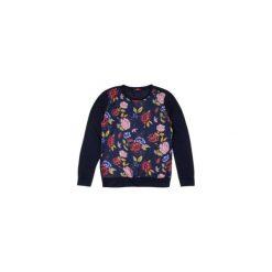 Bluzki damskie: bluzka damska w kwiaty