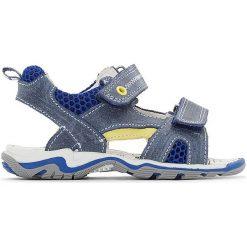 Sandały chłopięce: Sandały skórzane EDDY