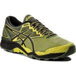 Buty ASICS - Gel-FujiTrabuco 6 T7E4N Sulphur Spring/Black/Four Leaf Clover 8990. Szare buty do biegania męskie marki Asics, z poliesteru. W wyprzedaży za 369,00 zł.