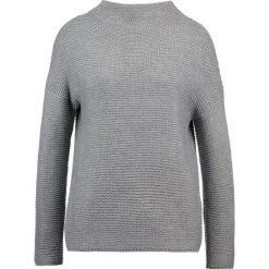 Swetry klasyczne damskie: KIOMI Sweter mottled grey