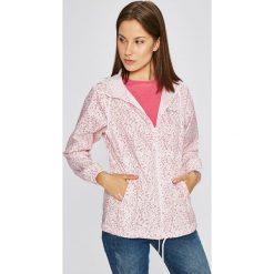 Columbia - Kurtka Flash Forward Printed. Brązowe kurtki damskie marki Columbia, s, z poliesteru, z kapturem. W wyprzedaży za 179,90 zł.