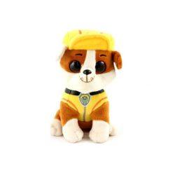 Maskotka TY INC Beanie - Psi patrol Rubble 15 cm 41209. Białe przytulanki i maskotki marki TY INC. Za 29,99 zł.