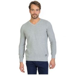 Sir Raymond Tailor Sweter Męski, Xl, Szary. Szare swetry klasyczne męskie Sir Raymond Tailor, m. Za 159,00 zł.