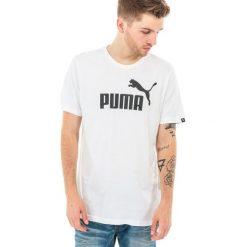 Puma Koszulka męska T-shirt Style No.1 Logo Puma biała r. XL (838241-02). Białe koszulki sportowe męskie Puma, m. Za 48,45 zł.