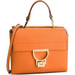 Torebka COCCINELLE - DD5 Arlettis E1 DD5 55 B7 01 Flash Orange R12. Brązowe torebki klasyczne damskie Coccinelle, ze skóry. Za 1149,90 zł.