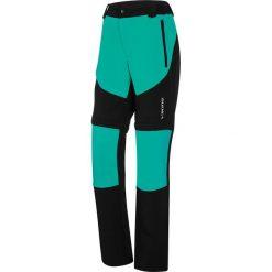 VIKING Spodnie damskie Colorado Lady czarno-niebieskie r. M (9001029). Czarne spodnie sportowe damskie marki Viking, m. Za 188,28 zł.