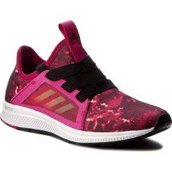 Buty adidas - Edge Lux W BW0416 Bopink/Hazco. Fioletowe buty do biegania damskie marki KALENJI, z gumy. W wyprzedaży za 279,00 zł.