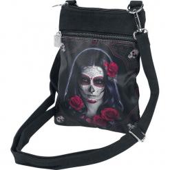 Nemesis Now Sugar Skull Torba na ramię standard. Czarne torby na ramię męskie Nemesis Now, z nadrukiem, małe, z nadrukiem. Za 79,90 zł.