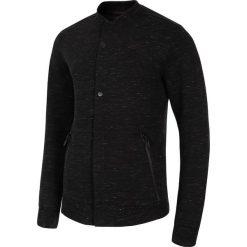 Bluzy męskie: Bluza męska BLM219 – głęboka czerń