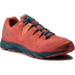 Buty trekkingowe damskie: Buty MERRELL - Riveter E-Mesh J98860 Hot Coral