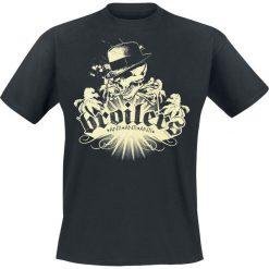 T-shirty męskie: Broilers Skull & Palms T-Shirt czarny