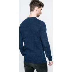 Swetry klasyczne męskie: Wrangler – Sweter
