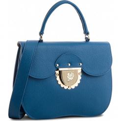 Torebka FURLA - Ducale 961867 B BOM1 VHC Genziane e. Czarne torebki klasyczne damskie marki Furla. W wyprzedaży za 1449,00 zł.