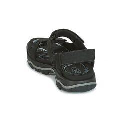 Sandały sportowe Keen  RIALTO 3 POINT. Czarne sandały męskie Keen. Za 370,30 zł.