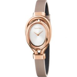 ZEGAREK CALVIN KLEIN MICROBELT K5H236X6. Białe zegarki damskie marki Calvin Klein, szklane. Za 1319,00 zł.