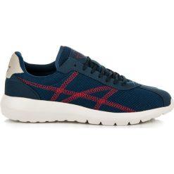 RACHELLE męskie buty sportowe niebieskie. Niebieskie buty skate męskie AX BOXING. Za 76,90 zł.