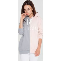 Bluzy rozpinane damskie: Naoko - Bluza Cliche Rose Gris x Edyta Górniak