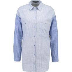 Koszule wiązane damskie: Soft Rebels Koszula eventiden blue