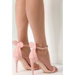Różowe Sandały Crazy Mouse. Czerwone sandały damskie vices, na wysokim obcasie. Za 84,99 zł.