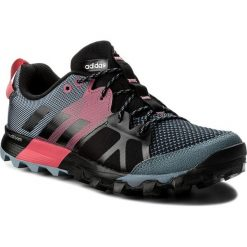 Buty adidas - Kanadia 8.1 Tr W CP9314 Rawste/Owhite/Reapnk. Czarne buty do biegania damskie marki Adidas, z kauczuku. W wyprzedaży za 279,00 zł.