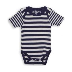 Juddlies Body Patriot Blue Stripe 12-18 m. Niebieskie body niemowlęce Juddlies. Za 30,57 zł.