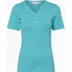 Brookshire - T-shirt damski, niebieski. Niebieskie t-shirty damskie brookshire, m, z bawełny. Za 89,95 zł.