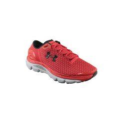 Buty do biegania Under Armour  Speedform Intake 2 3000288-600. Różowe buty do biegania męskie marki Under Armour. Za 399,99 zł.