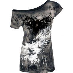 Black Premium by EMP All In The Mind Koszulka damska czarny. Czarne bluzki na imprezę marki Black Premium by EMP, xl, z poliesteru. Za 94,90 zł.