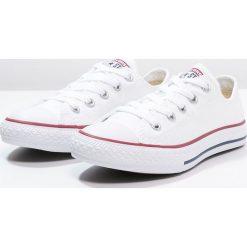 Converse CHUCK TAYLOR ALL STAR CORE Tenisówki i Trampki blanc. Białe trampki chłopięce marki Converse, z włókna. Za 169,00 zł.