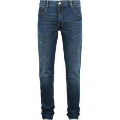 Jeansy męskie regular: Shine Original Woody - Slim Jeansy niebieski