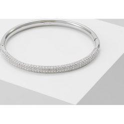 Swarovski STONE BANGLE MINI  Bransoletka silvercoloured. Szare bransoletki damskie marki Pandora, srebrne. W wyprzedaży za 439,20 zł.