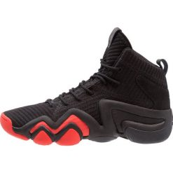 Adidas Originals CRAZY 8 ADV CK Tenisówki i Trampki wysokie core black/hires red/footwear white. Czarne tenisówki damskie adidas Originals, z gumy. W wyprzedaży za 384,30 zł.