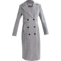 Mint&berry Płaszcz wełniany /Płaszcz klasyczny grey. Szare płaszcze damskie wełniane marki mint&berry, klasyczne. W wyprzedaży za 407,20 zł.
