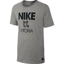 Nike Koszulka F.C. Victoria Tee szara r. L (805539 063). Szare koszulki sportowe męskie marki Nike, l. Za 97,11 zł.