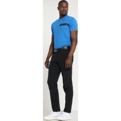 BOSS ATHLEISURE PAULE PRO Koszulka sportowa daphne. Niebieskie koszulki sportowe męskie marki BOSS Athleisure, m. Za 499,00 zł.