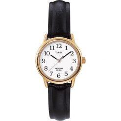 Zegarek Timex Unisex T20433 Easy Reader Indiglo czarny. Czarne zegarki męskie Timex. Za 246,99 zł.