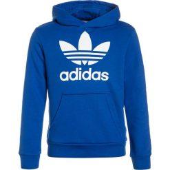 Bejsbolówki męskie: adidas Originals HOODIE Bluza z kapturem blue/white