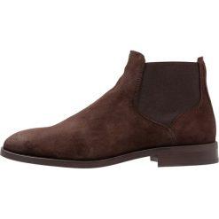 ALDO POIANA Botki brown. Brązowe botki męskie marki ALDO. W wyprzedaży za 383,20 zł.