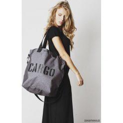 Torebki i plecaki damskie: Torba CARGO BY OWEE grey MEDIUM