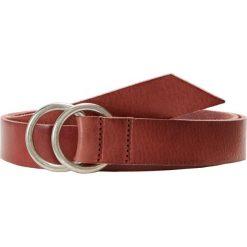 CLOSED BELT  Pasek rose orange. Czerwone paski damskie CLOSED, w paski, z materiału. Za 419,00 zł.