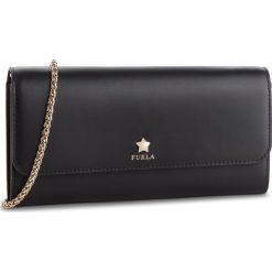 Torebka FURLA - Alya 992337 E EU06 N38 Onyx. Czarne torebki klasyczne damskie Furla, ze skóry. Za 965,00 zł.